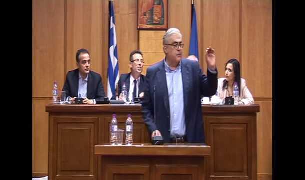 Έκτακτη συνεδρίαση του ΠΣ Δυτ. Μακεδονίας με το κερασάκι «ήξεις αφήξεις» και με πυροτεχνήματα, πομφόλυγες και λεονταρισμούς των γνωστών «μαχητών»!...