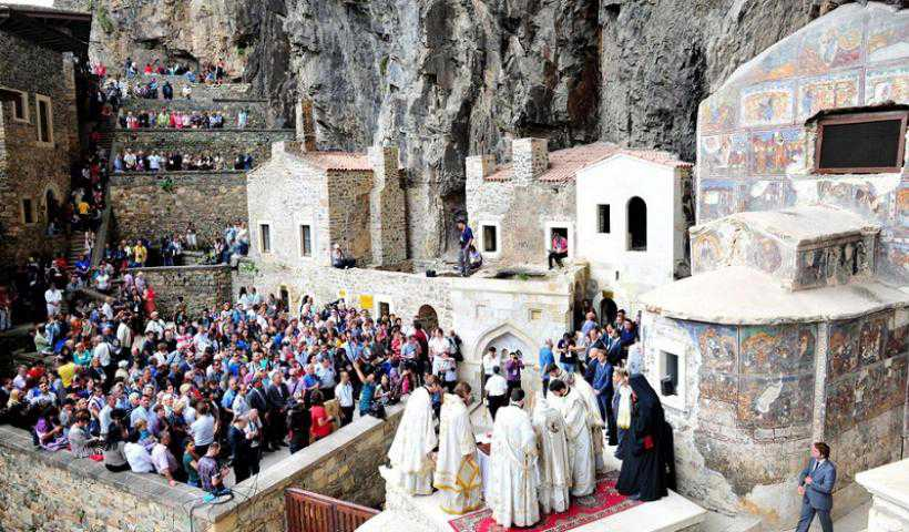 Παναγία Σουμελά: «Πράσινο φως» θα ανοίξει και πάλι το ιστορικό μοναστήρι. Θα ηχήσουν και πάλι τα σήμαντρα ανήμερα του Δεκαπενταύγουστου.