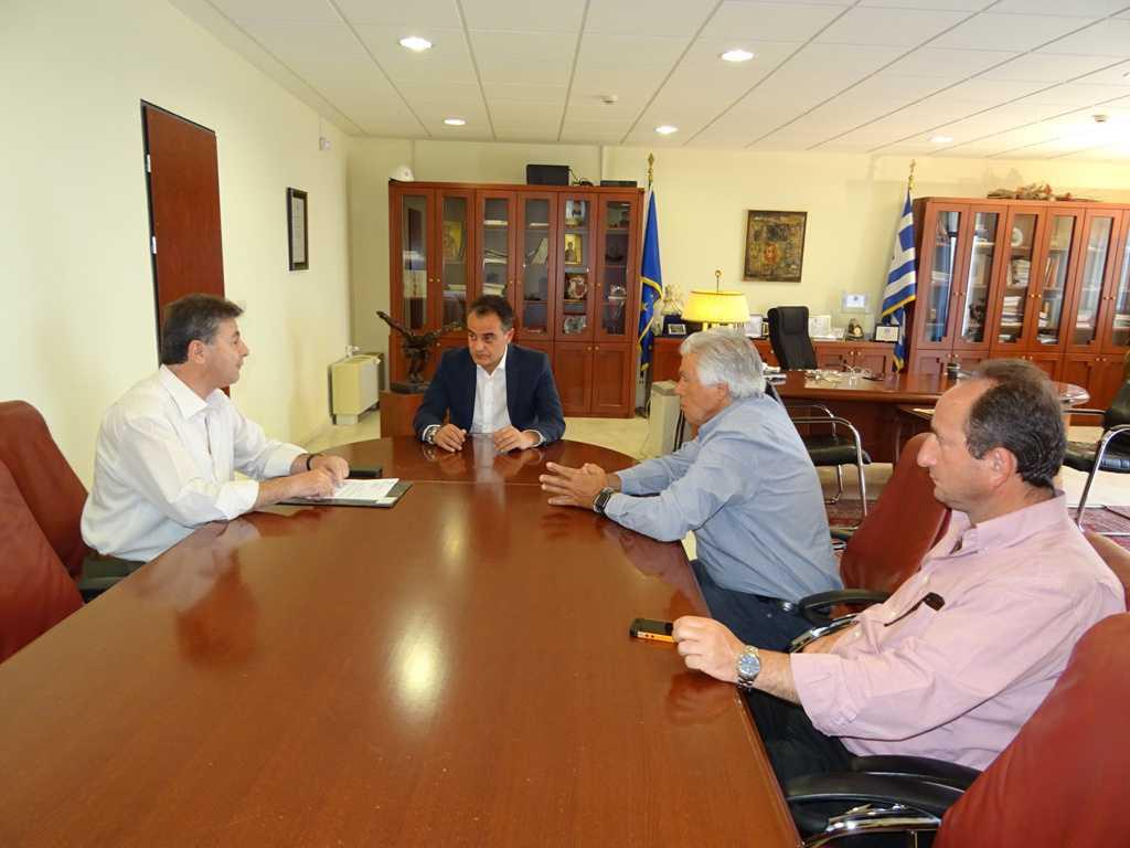 1 εκ. ευρώ  για τη συντήρηση του Εθνικού οδικού δικτύου της Π.Ε. Καστοριάς από την Περιφέρεια Δυτικής Μακεδονίας