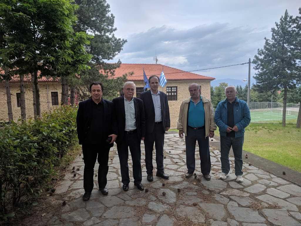 Aξιοποίηση της πρώην Σχολής Δημοτικής Αστυνομίας Τσοτυλίου με τη συνεργασία του Δήμου Βοϊου και Πανεπιστημίου Δυτικής Μακεδονίας