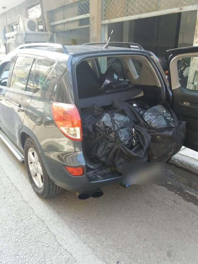 Συνελήφθη 33χρονος για διακίνηση ακατέργαστης κάνναβης, βάρους -30- κιλών και -640- γραμμαρίων, σε περιοχή της Κοζάνης
