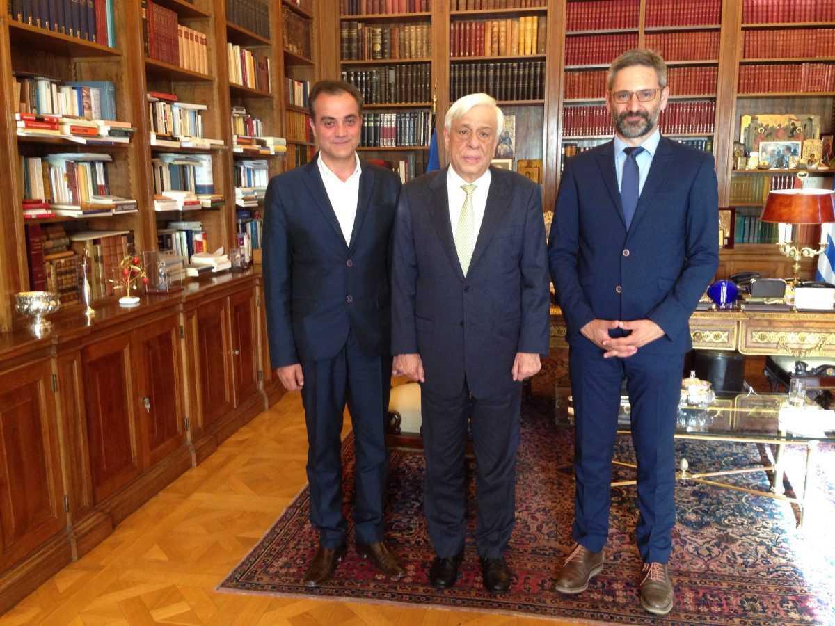 Ο Πρόεδρος της Δημοκρατίας κ. Προκόπης Παυλόπουλος, θα εγκαινιάσει το κτήριο της νέας Βιβλιοθήκης Κοζάνης