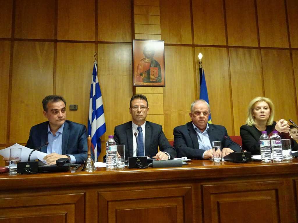 Πρόταση Απόφασης Περιφερειακού Συμβουλίου Δυτικής Μακεδονίας  των Επικεφαλής Παρατάξεων και Περιφερειακών Συμβούλων που συγκάλεσαν το έκτακτο Περιφερειακό Συμβούλιο για το Σκοπιανό