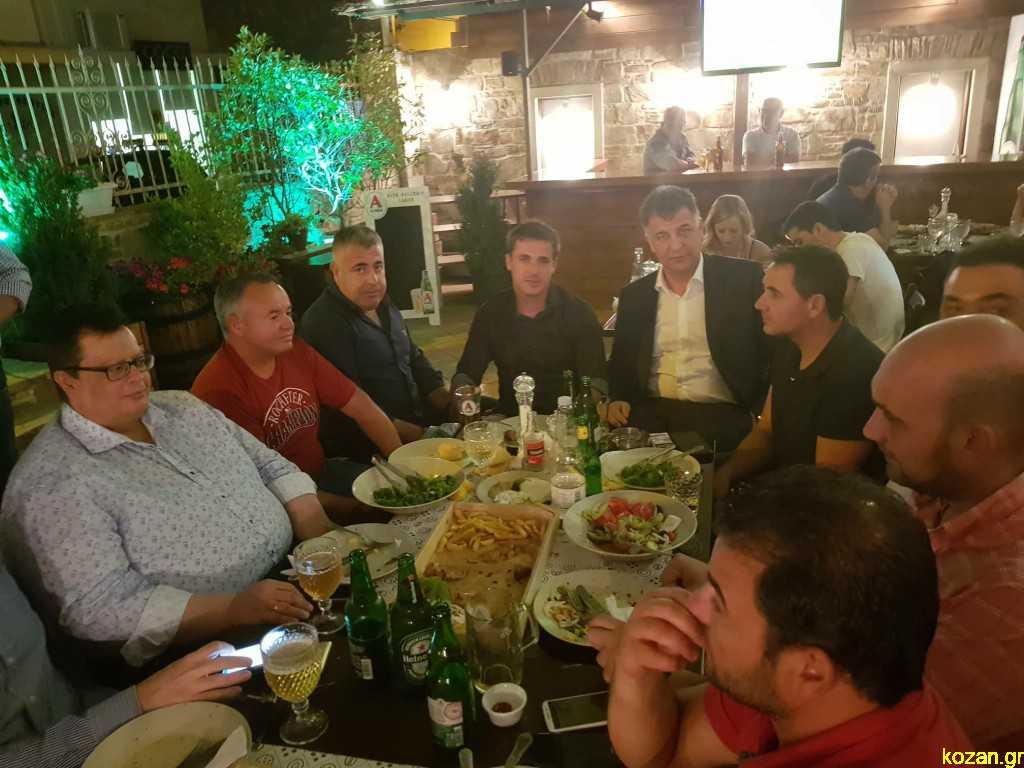 Ανακοίνωσε, σε γνωστούς και φίλους, την υποψηφιότητά του, για το δημαρχιακό θώκο του δήμου Κοζάνης, ο Ευάγγελος Σημανδράκος