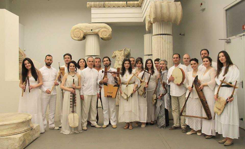 """Λασσάνεια 2018: Η """"Ορφεία Αρμονία"""" στο Αρχαιολογικό Μουσείο Αιανής- Ένα μοναδικό ταξίδι στον κόσμο της Αρχαίας ελληνικής Μουσικής"""