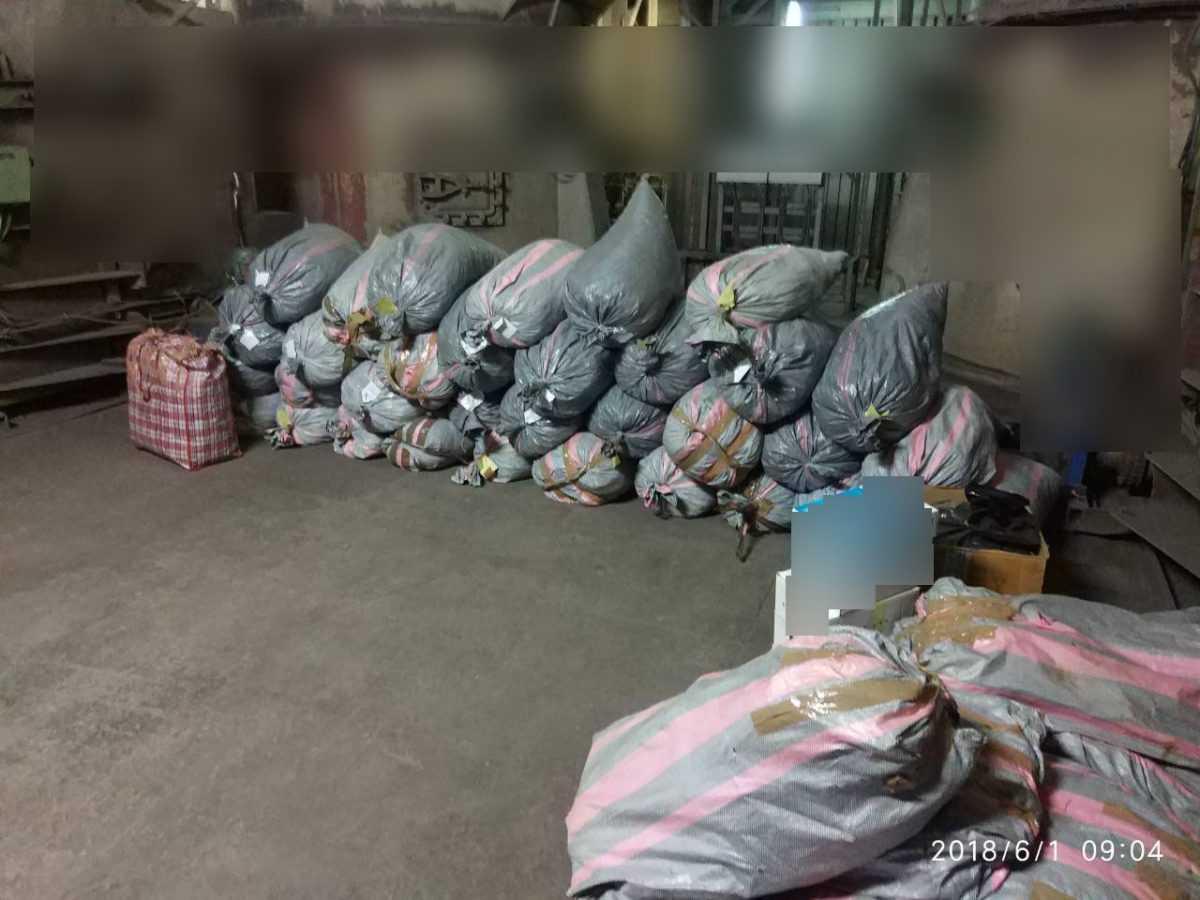Πάνω από 693 κιλά ακατέργαστης κάνναβης καταστράφηκαν σήμερα σε υψικάμινο στο εργοστάσιο του ΑΗΣ Καρδιάς