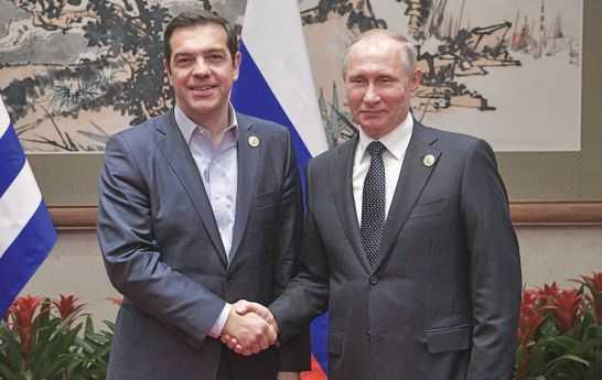 Ελλάδα - Ρωσία και «τέλος χρόνου»