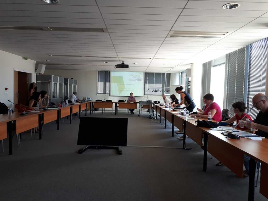 """4η Συντονιστική Επιτροπή (SC4) και 4ο Διαπεριφερειακό Εργαστήριο στη Μασσαλία, Γαλλία, στο πλαίσιο του έργου """"ECOWASTE4FOOD"""""""