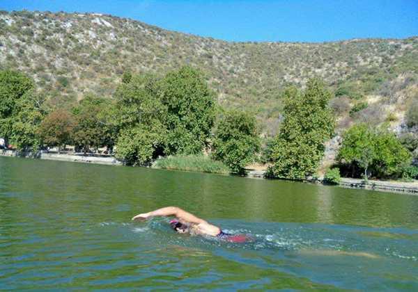 Για προληπτικούς λόγους η απαγόρευση κολύμβησης στη λίμνη Βεγορίτιδα. Οι μετρήσεις δεν δείχνουν κάτι το ανησυχητικό σύμφωνα με τον Γιάννη Βλατή