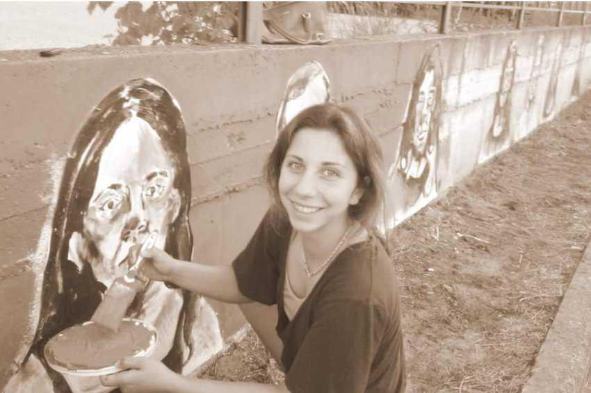 Η 18χρονη στο Αμύνταιο που αλλάζει την εικόνα της πόλης