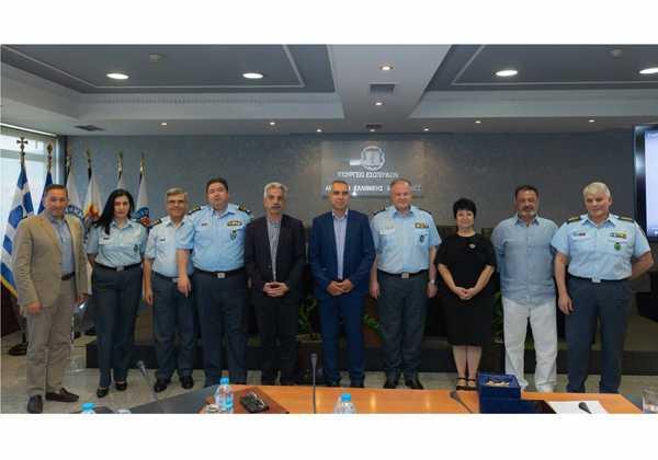 Πρόγραμμα δράσεων για την καλύτερη εξυπηρέτηση κωφών και βαρήκοων πολιτών από την Ελληνική Αστυνομία