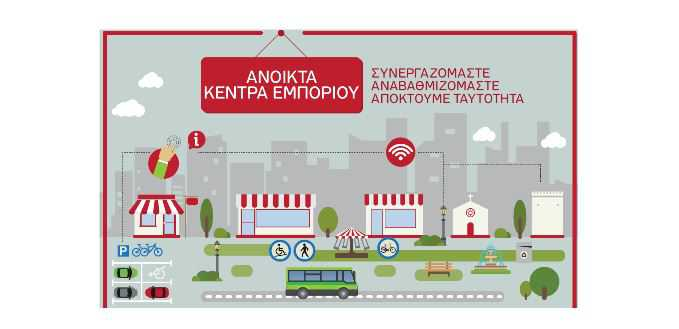 Ενημερωτική συνάντηση για την συνδιαμόρφωση της πρότασης του Δήμου Κοζάνης και του Εμπορικού Συλλόγου για τα Ανοιχτά Κέντρα Εμπορίου (Open mall) την Παρασκευή 27/7