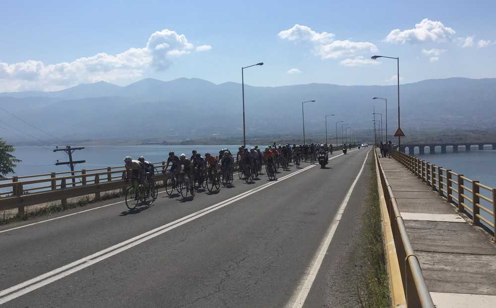 ΤΕΡΜΑΤΙΣΕ Ο 13ος Ποδηλατικός Γύρος της Λίμνης Πολυφύτου