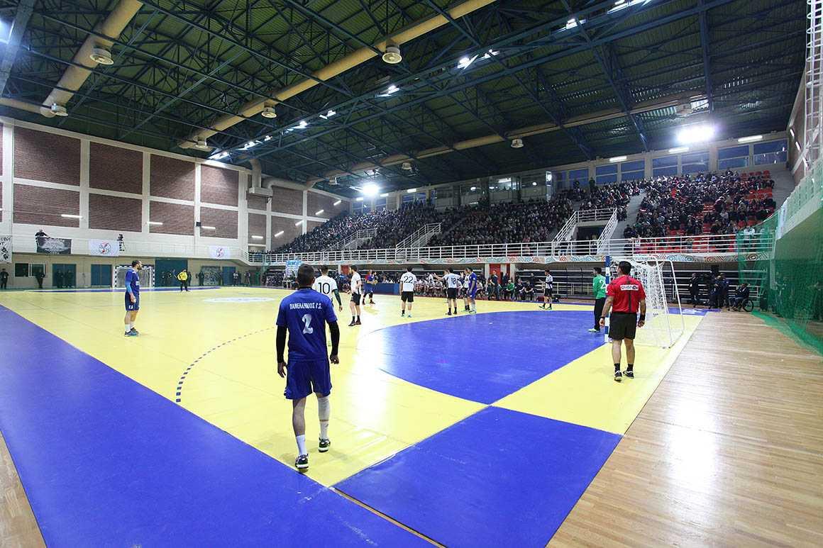 Στην Κοζάνη η έδρα της Εθνικής Ανδρών Χειροσφαιρίσεως