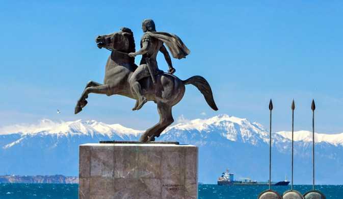 Νέο Συλλαλητήριο για τη Μακεδονία στη Θεσσαλονίκη, 9.9.2018