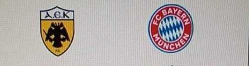Εκδρομή για τον αγώνα ΑΕΚ vs ΒΑΥΕΡΝ από τους φίλους της ΑΕΚ Καισαρειάς. Δηλώσεις συμμετοχής
