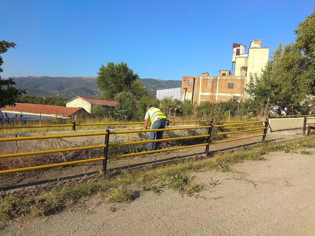Ευχαριστήριο στην Υπηρεσίας Καθαριότητας του Δήμου Κοζάνης