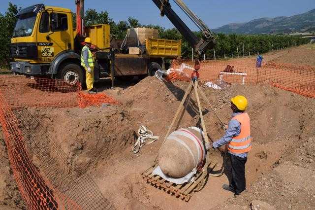 Οι ανασκαφές για τον ΤΑΡ εμπλουτίζουν τον αρχαιολογικό χάρτη της Δ. Μακεδονίας