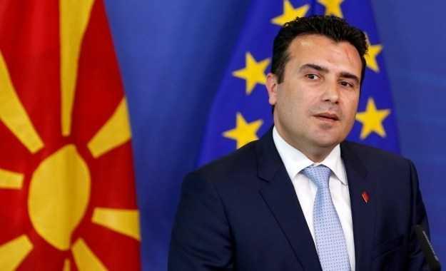 Τηλεοπτική αποκάλυψη του ανύπαρκτου «μακεδονικού» έθνους.