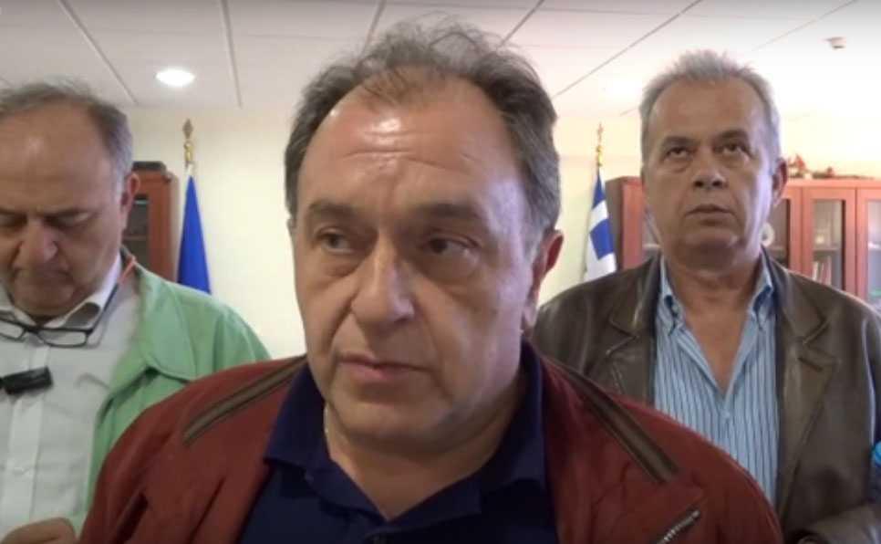 Επίσκεψη του Συλλόγου Πτυχιούχων Μηχανικών Τ.Ε. της ΔΕΗ,  στον Περιφερειάρχη Δυτικής Μακεδονίας