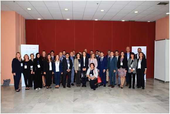 """Απολογισμός της Διπλωματικής Αποστολής του Οργανισμού Enterprise Greece στην Περιφέρεια Δυτικής Μακεδονίας στο πλαίσιο του Προγράμματος """"Synergassia"""". Ο Οργανισμός Enterprise Greece και η Περιφέρεια Δυτικής Μακεδονίας προβάλλουν το επιχειρηματικό οικοσύστημα της Περιφέρειας."""