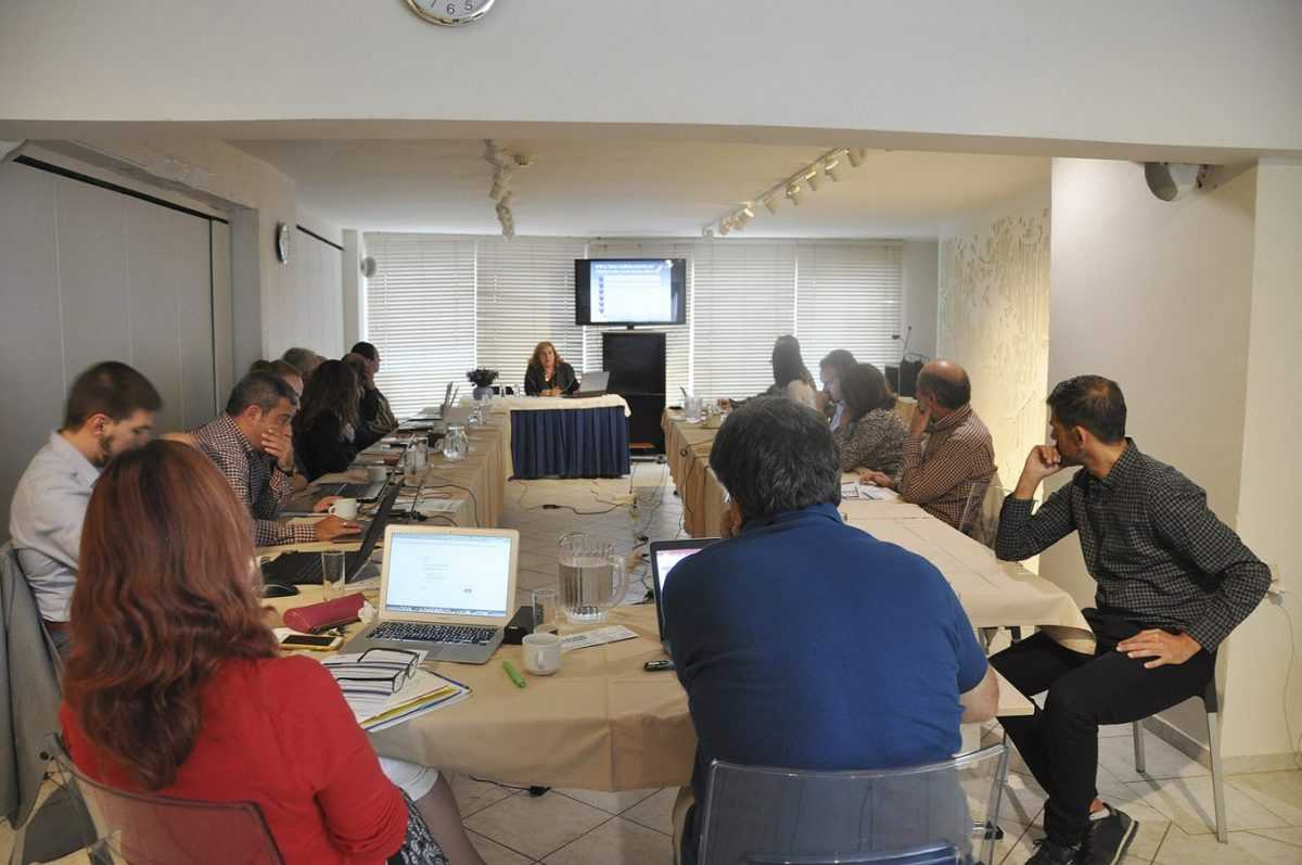 Δ.Ε.Υ.Α.Κ.: Τεχνική συνάντηση των εταίρων του προγράμματος «WΑΤenERgy CYCLE» στην Κοζάνη
