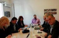 Σύσκεψη για τα προβλήματα στην παραγωγή και διάθεση του ροδάκινου