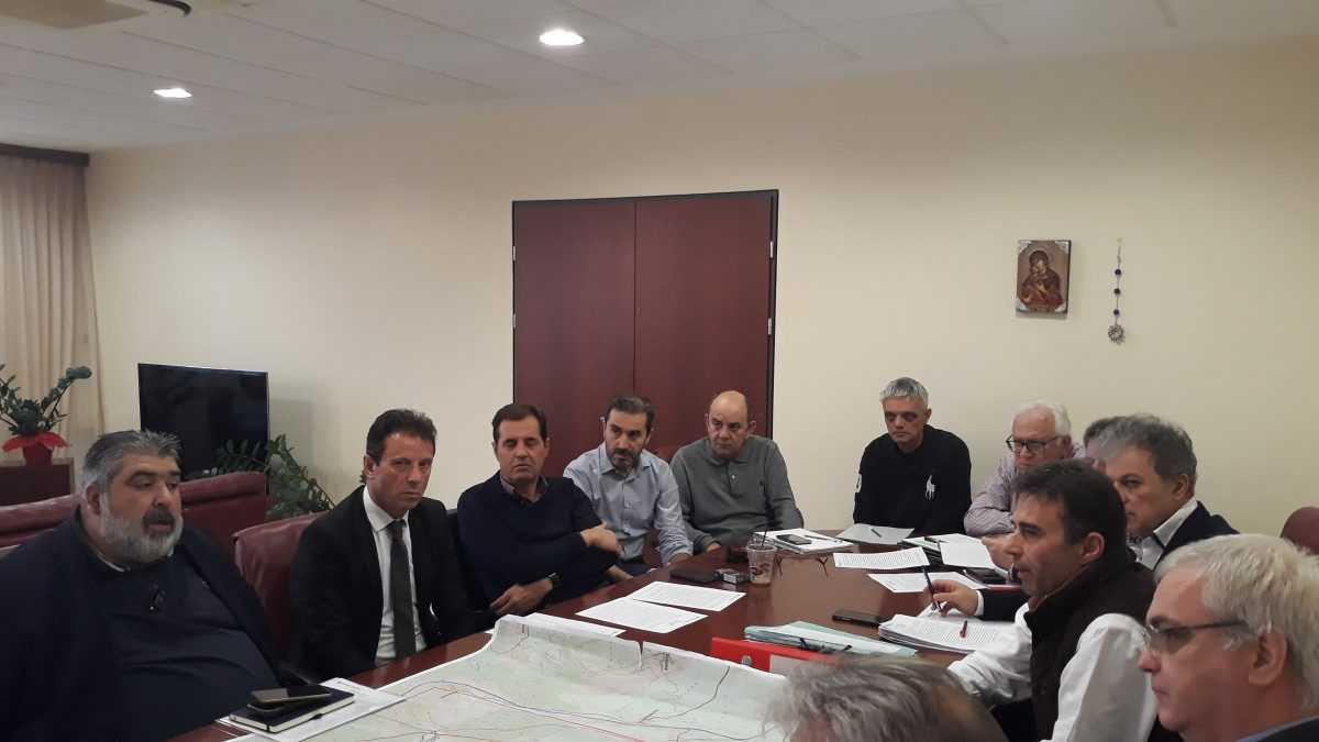 Περιφέρεια Δυτικής Μακεδονίας: Υλοποιούνται σημαντικά έργα στο οδικό δίκτυο της Δυτικής Μακεδονίας  Σύσκεψη στην Περιφέρεια  με την Εγνατία Οδό Α.Ε.
