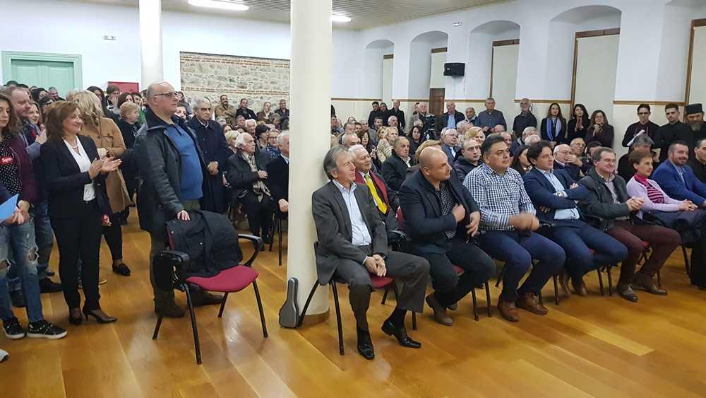 Ο Χρήστος Ζευκλής επίσημα υποψήφιος- «Δύναμη Επανεκκίνησης» το όνομα του συνδυασμού