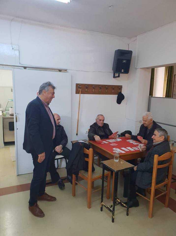 Σεβασμός, μέριμνα κι αγάπη για τους ανθρώπους της τρίτης ηλικίας - Όχι αδιαφορία ή ενδιαφέρον από υποχρέωση – Η επίσκεψή μου στο ΚΑΠΗ του Δήμου Κοζάνης