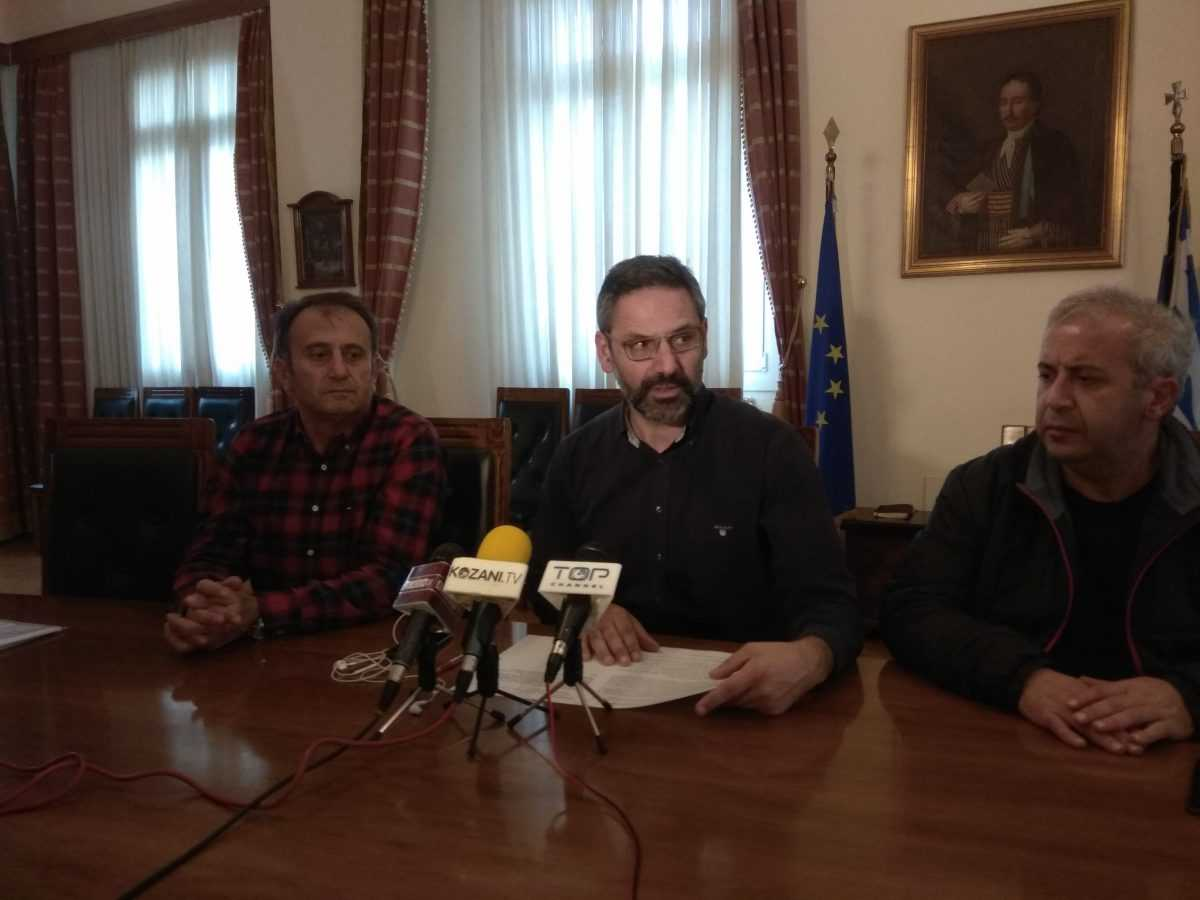 Λύνεται οριστικά το πρόβλημα ύδρευσης των οικισμών της Δ.Ε. Ελλησπόντου από τα νερά της Ζωοδόχου Πηγής και ενισχύεται η τροφοδοσία της πόλης της Κοζάνης