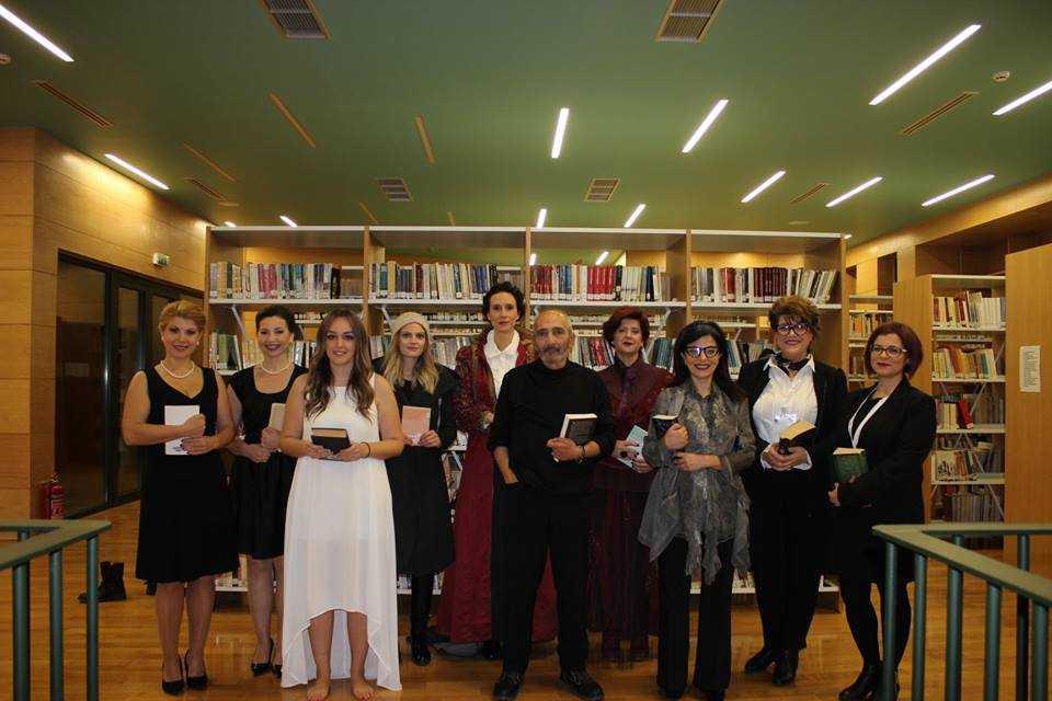 Λογοτεχνικό Αναλόγιο. 'Ένας αναγνώστης εξομολογείται' παρουσιάστηκε χθες στην Κοβεντάρειο βιβλιοθήκη