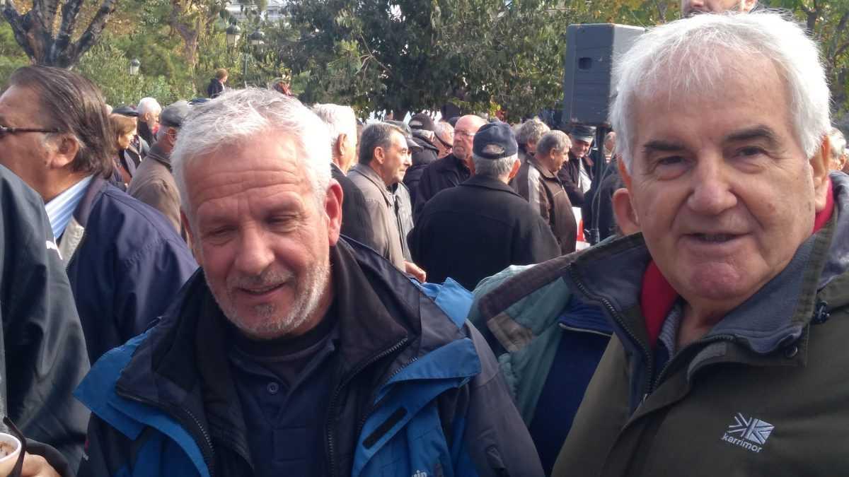 Συγκέντρωση της Πανελλήνιας Συντονιστικής Επιτροπής ΣΥΝΕΡΓΑΖΟΜΕΝΩΝ ΣΥΝΤΑΞΙΟΥΧΙΚΩΝ ΟΡΓΑΝΩΣΕΩΝ στη Θεσσαλονίκη, την Δευτέρα 19 Νοεμβρίου