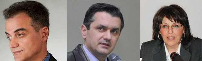 Αλλού συνωστίζονται και αλλού....προβληματίζονται! Στον πυρετό των διερευνητικών κινήσεων για την καλύτερη στελέχωση των συνδυασμών τους οι υποψήφιοι περιφερειάρχες Δυτ. Μακεδονίας, Θόδωρος Καρυπίδης, Γιώργος Κασαπίδης και Γεωργία Ζεμπιλιάδου