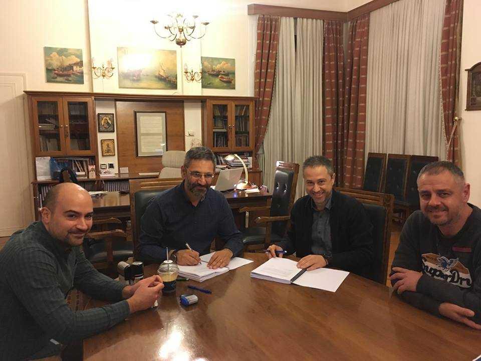 Δήμος Κοζάνης και Εμπορικός Σύλλογος ένωσαν τις δυνάμεις τους και διεκδικούν χρηματοδότηση για την αναβάθμιση του Εμπορικού Κέντρου της πόλης από το χρηματοδοτικό πρόγραμμα OPENMALL (Ανοικτά Κέντρα Εμπορίου) του ΕΠΑνΕΚ