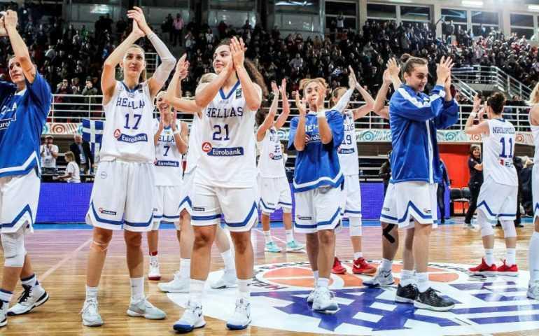 Η Εθνική ομάδα μπάσκετ γυναικών επιστρέφει στην Κοζάνη για την πρόκριση στο Ευρωμπάσκετ 2019