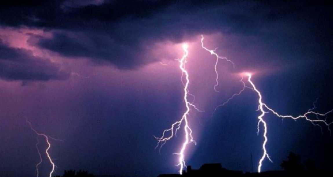 ΕΚΤΑΚΤΟ ΔΕΛΤΙΟ ΕΠΙΔΕΙΝΩΣΗΣ ΚΑΙΡΟΥ με βροχές και καταιγίδες οι οποίες θα είναι τοπικά ισχυρές.