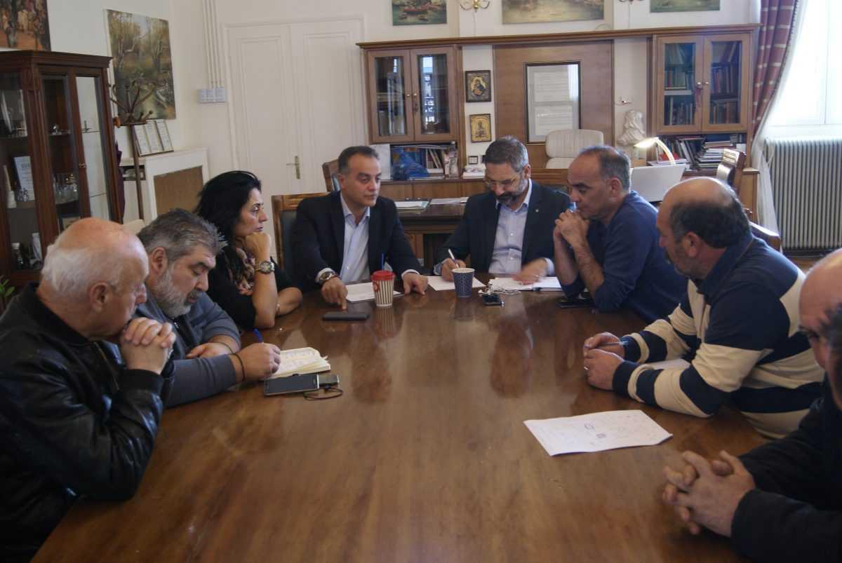 Συνάντηση για την υλοποίηση των αποφάσεων της λαϊκής συνέλευσης της Ακρινήςπραγματοποιήθηκε με την συμμετοχή του Δημάρχου Κοζάνης και του Περιφερειάρχη Δυτικής Μακεδονίας