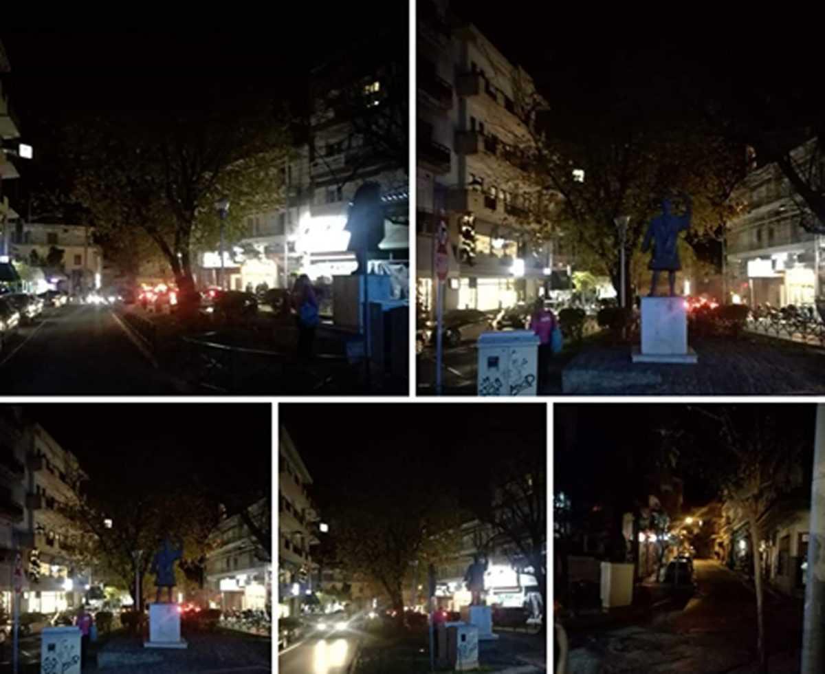 Φωτογραφίες από αναγνώστρια της Εφ.