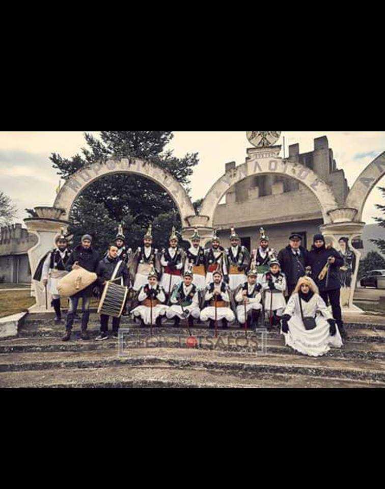 Aναβίωση του εθίμου των Μωμόγερων στα Αλωνάκια 31 Δεκεμβρίου και 1 Ιανουαρίου