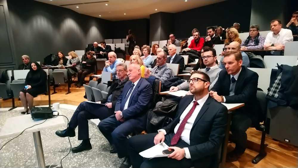 Με πλήρη επιτυχία η εκδήλωση που συνδιοργάνωσε το Σωματείο Ασφαλιστικών Διαμεσολαβητών Δυτ. Μακεδονίας