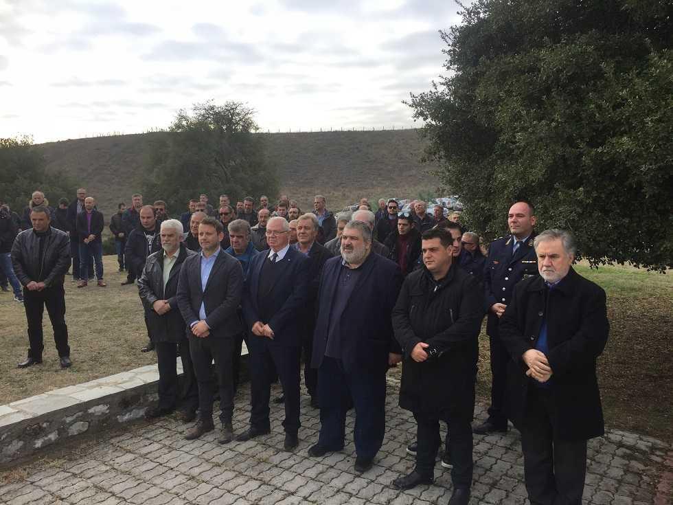 Eορταστικές εκδηλώσεις στο λιγνιτωρυχείο ΜΕΤΕ του Προσηλίου