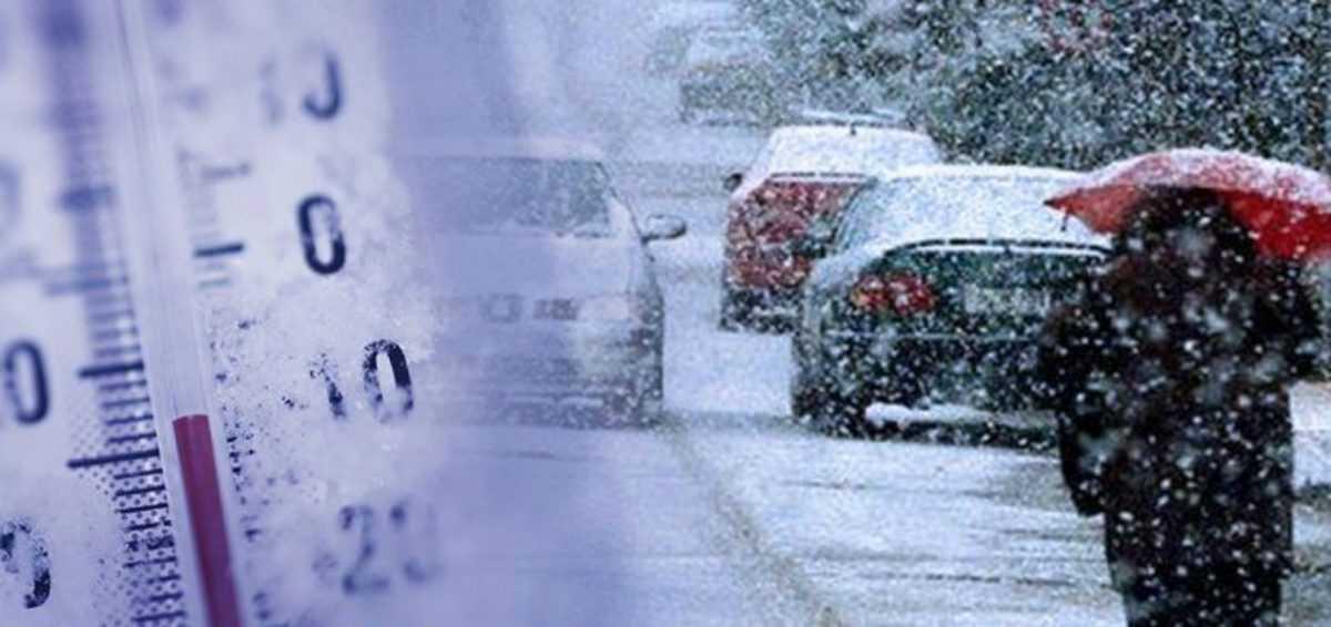 Εκτακτο δελτίο της ΕΜΥ: 48ωρο με χιόνια, καταιγίδες και μποφόρ. Χιονοπτώσεις σε χαμηλό υψόμετρο στη Δυτική Μακεδονία