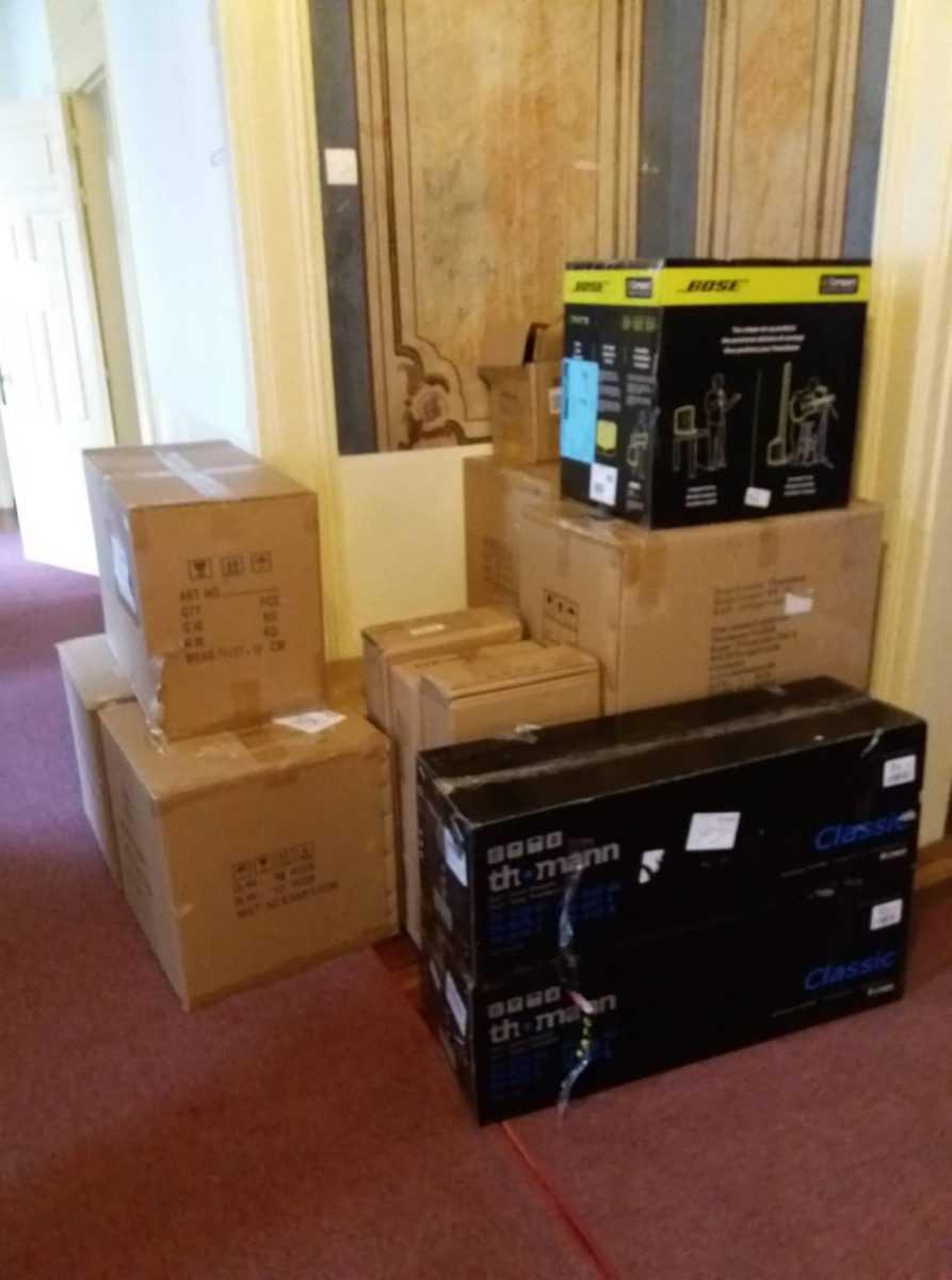 Νέα μουσικά όργανα για την Πανδώρα και το Δημοτικό Ωδείο Κοζάνης. Η προμήθεια κόστισε 17 χιλιάδες ευρώ