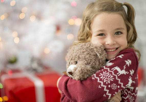 Παιδιά και στρες: Πως να τα προστατεύσετε τις γιορτινές μέρες