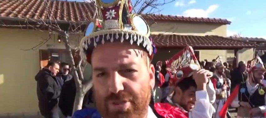 Τα Κοτσαμάνια αναβίωσαν και φέτος όπως και κάθε χρόνο στον Τετράλοφο - Τορταλί Κοζάνης το διήμερο 25-26 Δεκεμβρίου