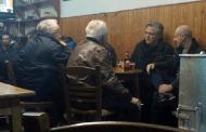 Επίσκεψη Ζευκλή σε Παλαιόκαστρο εγκαινιάζοντας το διάλογο με τους δημότες του δήμου Βοΐου