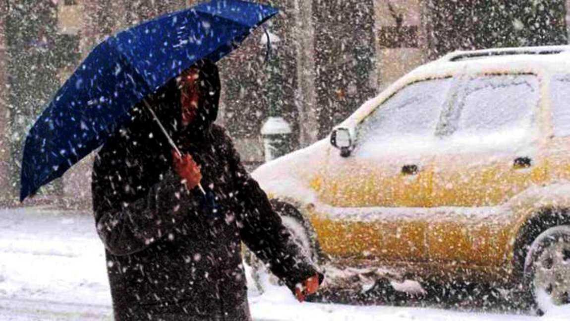 Μας τα χαλάει ο καιρός την Πρωτοχρονιά: Με κρύο, βροχές και χιόνια θα υποδεχτούμε το 2019!