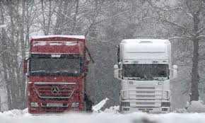 Αίρεται το μέτρο της προσωρινής απαγόρευσης κυκλοφορίας των φορτηγών οχημάτων σε οδικά σημεία της Δυτικής Μακεδονίας