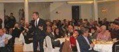 Ευχαριστήριο του πολιτευτή Στάθη Κωνσταντινίδη με αφορμή την κοπή της πίτας του πολιτικού μου γραφείου στην Πτολεμαΐδα